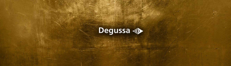 Historie des Namens Degussa