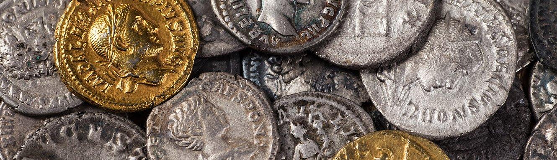 Degussa Numismatik vor 1800