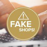 Warnhinweis vor gefälschten Online-Shops mit aussehen der Degussa.