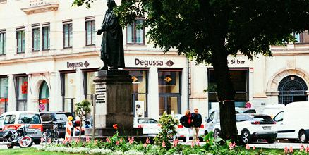 Degussa Ankaufszentrum München