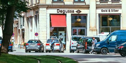 Degussa Niederlassung München