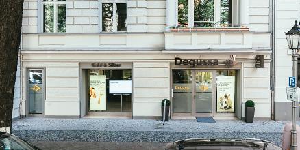 Degussa Niederlassung Berlin
