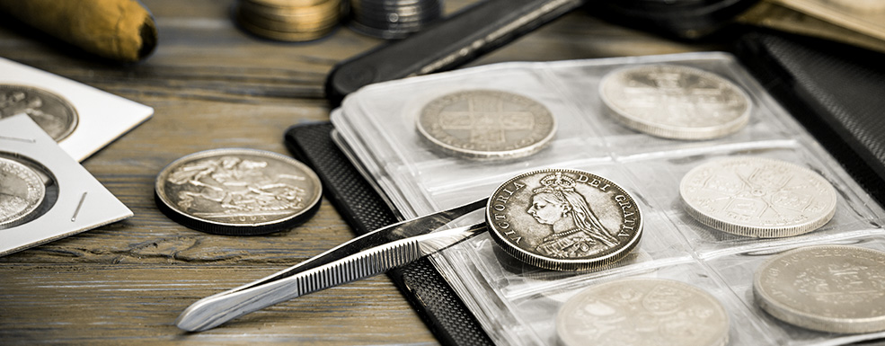 Numismatik Degussa