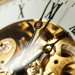 Selbst in Uhren findet Gold Verwendung