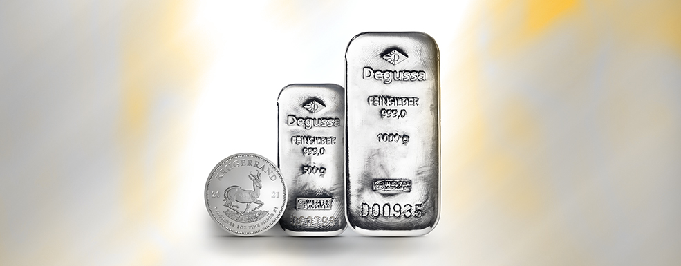 Degussa Silber