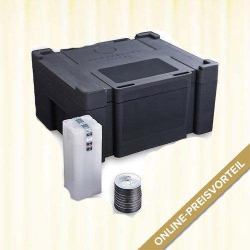 500 x 1 oz Krügerrand Silbermünze - Südafrika 2021 (Masterbox)