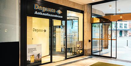 Degussa Ankaufszentrum Düsseldorf