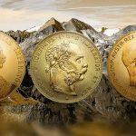 Historische Münzen Degussa