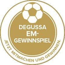 Degussa Gold Media - EM Gewinnspiel 2021