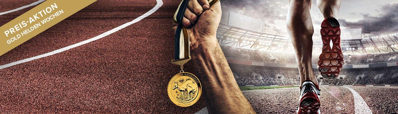 Gold Helden Kangaroo