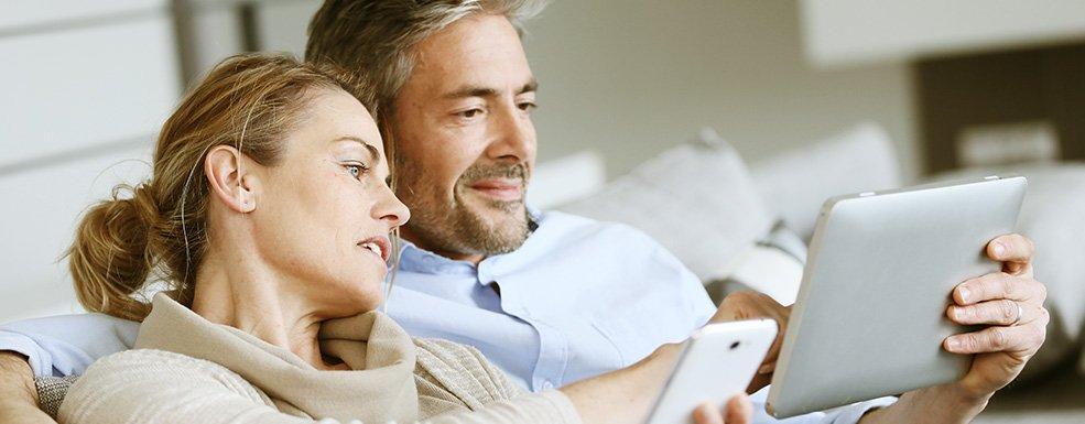 Sparen mit dem Ehepartner