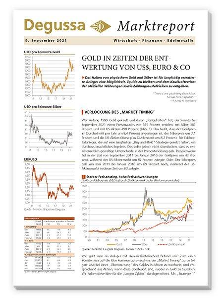 Degussa Marktreport 09.09.21
