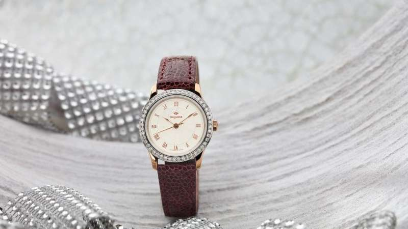 Degussa Goldhandel Uhrenmodelle Brillanten Uhr