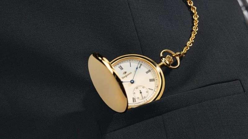 Degussa Goldhandel Uhrenmodelle Taschenuhr