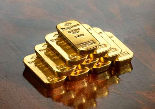 Degussa-Goldhandel-GmbH-Goldbarren