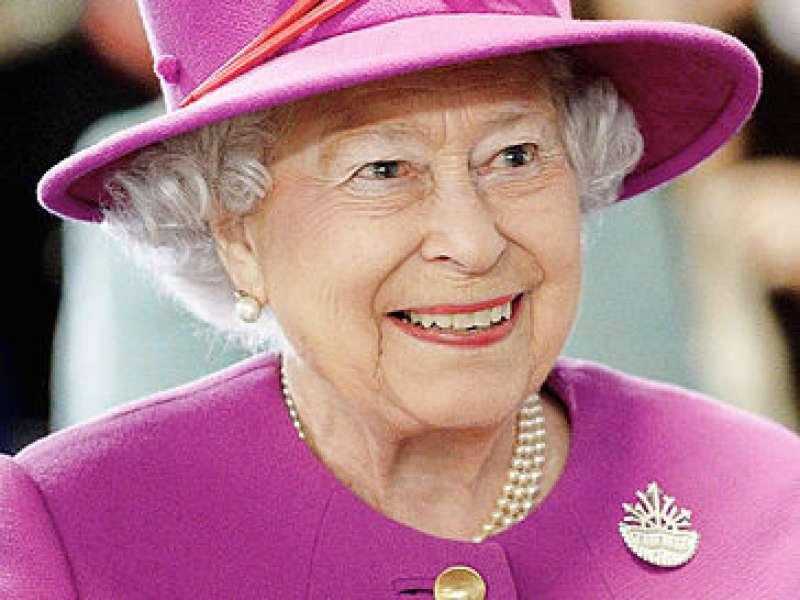 Degussa Goldhandel Queen Elizabeth