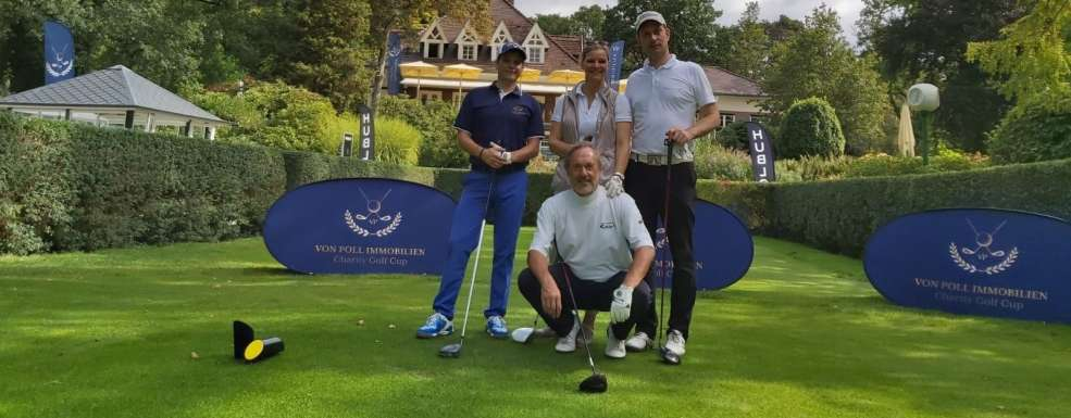 Charity Golf Cup 2019 – Team Degussa