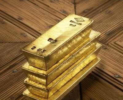 Degussa Goldbarren 12,5 kg