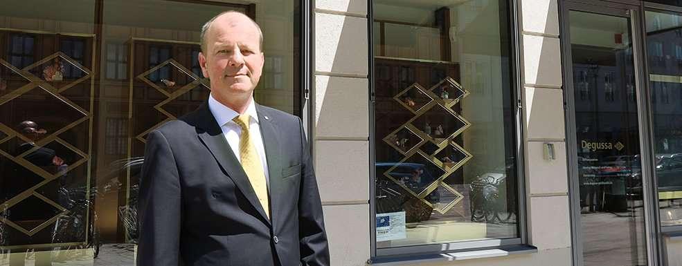 Degussa Goldhandel Pressemitteilung 10.05.21: Sicherheit ist bei Goldinvestment ein wichtiger Aspekt