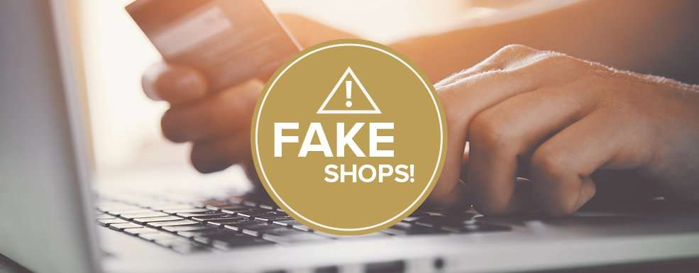Fake Online-Shops Warnung