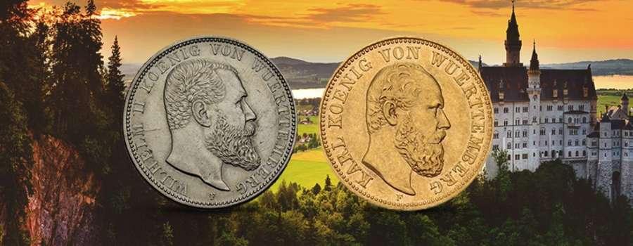 Kaiserreich-Münzen: Gold und Silber für Sammler und Anleger.