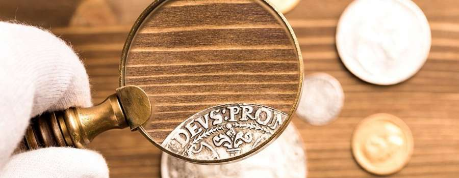 Münzen im Sale: Einmalige Gelegenheiten für Schatzsucher