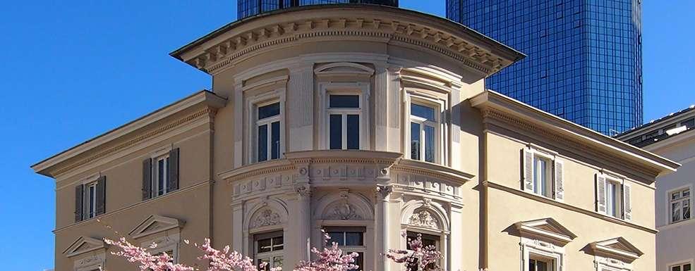 Degussa Frankfurt Hauptverwaltung
