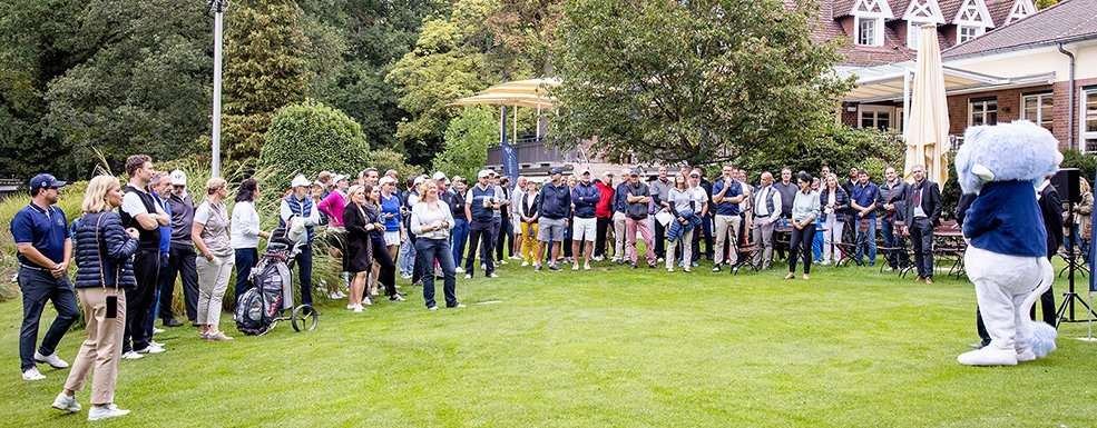 Charity Golf Cup 2019 – get together